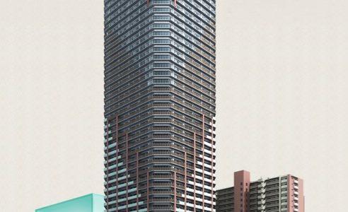 (仮称)大阪メトロポリス タワー計画 13.08