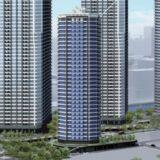 晴海三丁目西地区第一種市街地再開発事業計画 B街区