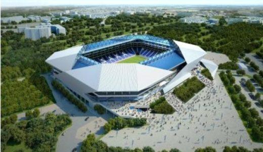 ガンバ大阪の新スタジアムは12月に着工!今月までの募金額は112億円!