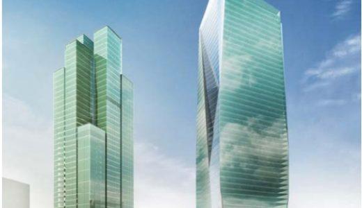 六本木三丁目東地区第一種市街地再開発事業 13.10