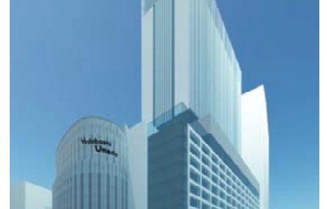 ヨドバシ梅田二期棟の完成予想パースが公開!