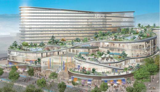 熊本交通センターを建て替える「熊本・桜町再開発事業」が具体化、2018年春の完成を目指す!