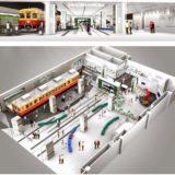 増床オープンする「くずはモール」に誕生するミニ鉄道博物館「SANZEN-HIROBA(3000広場)」が凄い!