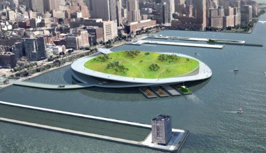 ニューヨークの海岸を緑で結ぶゴミ堆肥化計画、Green Loop Project(グリーンループ・プロジェクト)
