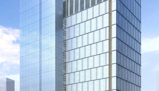 NTTコミュニケーションズ「大阪第5データセンター」の建設状況 15.05