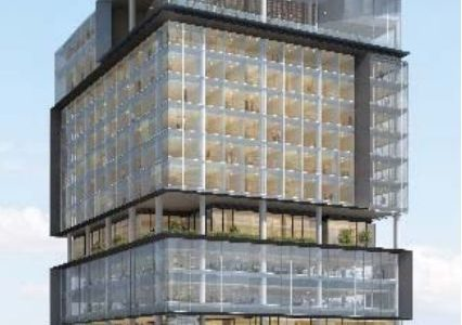 近鉄が近鉄博多ビル構想を発表、「博多都ホテル」の建て替えを検討中!