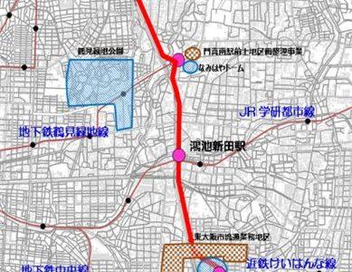 大阪モノレールの延伸計画がついに具体化!府と東大阪市が負担合意