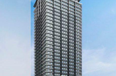 アパホテル&リゾート〈御堂筋本町駅タワー〉の状況 17.04〜最高高さは108.2m、現地に建築計画のお知らせが掲示される!
