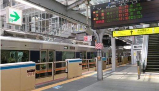 大阪駅の6,7番のりばに「可動式ホーム柵」を設置するとJR日本が発表!2017年春頃からの可動を予定