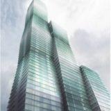 スタジオ·ギャング設計のシカゴで計画されているWANDA VISTAタワー