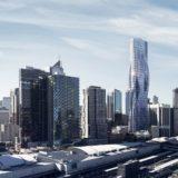 メルボルンで建設されるビヨンセ風の超高層ビル!(プレミアタワー)