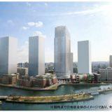 森ビル・丸紅が、横浜市中区の北仲通北地区A-4地区に地上57階、高さ223.20mの超高層ビルを建設、2014年12月着工!