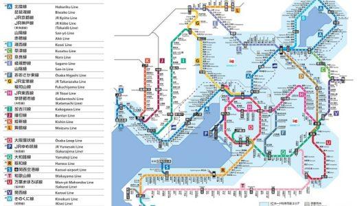 JR西日本が近畿エリアと広島エリアの各路線名をアルファベットで表現する「路線記号」を導入!