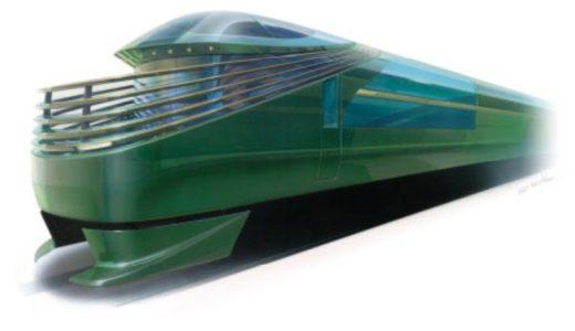 JR西日本の豪華寝台列車のデザインは「ザク」風!1両1室バスタブ付きの超豪華仕様で駆動方式はハイブリッド!