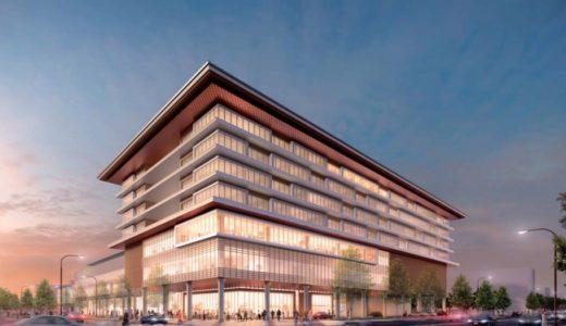 奈良市に外資系高級ホテルが進出!「県営プール跡地活⽤プロジェクト」の優先交渉権者は森トラストグループに決定!