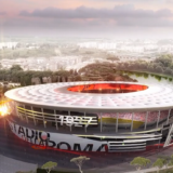 ASローマが新スタジアム計画発表、周辺施設を含め総額2000億円超!