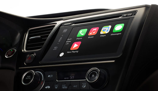 ナイト2000が現実に!?Appleが自動車でのiPhoneの使用をより安全かつ快適にする「CarPlay」を発表