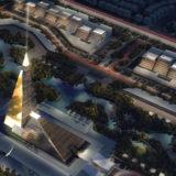 エジプト・カイロでピラミッド風の超高層ビルが計画中!