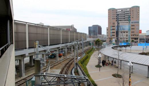 阪急今津線-南線高架化事業 11.01