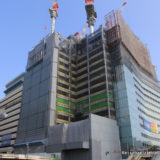 阿部野橋ターミナルビルの正式名称は「あべのハルカス(ABENO HARUKAS)」に決定!