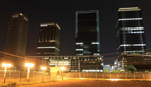 グランフロント大阪開業特集-PART4(夜景)