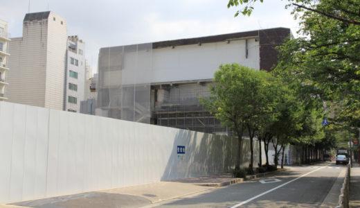 大阪厚生年金会館芸術ホール等跡地 11.08