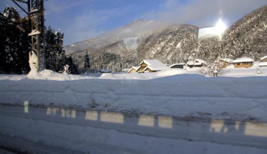 【番外編】1月31日大雪