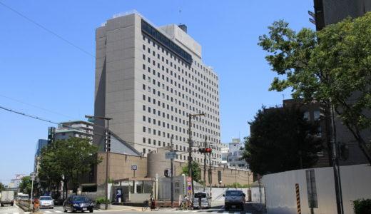 ラマダホテル大阪跡の所有権をオリックス不動産が取得、跡地には超高層タワーマンションが建設される?