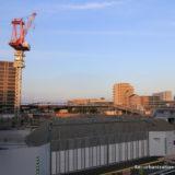 (仮称)JR高槻駅北東地区開発事業 集合住宅B建設工事 12.08