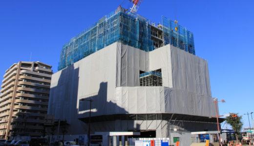 清水駅西第一地区第一種市街地再開発事業