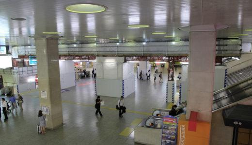 阪急梅田駅リファイン工事 13.06