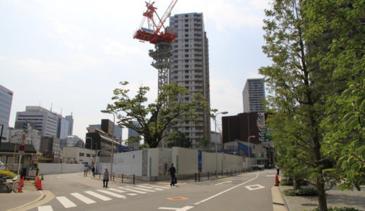 (仮称)三井ガーデンホテル大阪中之島 12.09