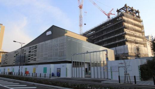 NCプロジェクト オフィス棟新築工事 12.01