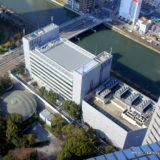 OBPにあるパナソニック大阪京橋ビルの解体工事が始まる。次なる再開発への布石か?