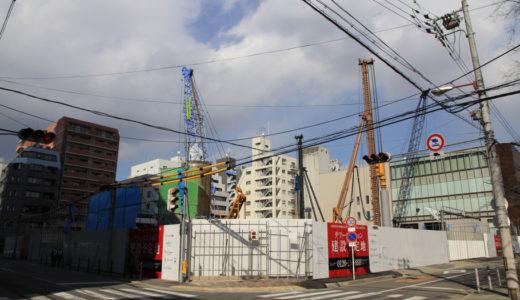 (仮称)大阪市西区新町1丁目マンション計画 12.03
