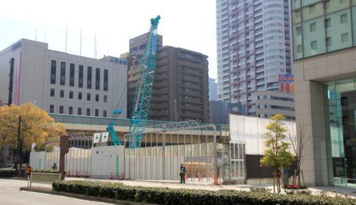 (仮称)毎日放送本社新館建設工事 11.04