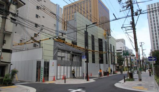 (仮称)淀屋橋プロジェクト11.11