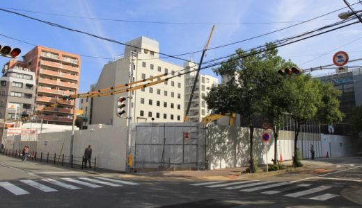 (仮称)大阪市西区新町1丁目マンション計画 11.11