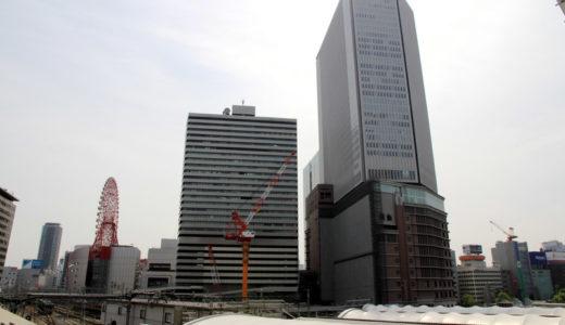 阪急梅田本店・二期棟建設工事 11.05