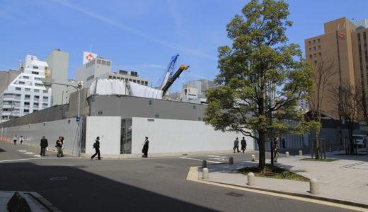 日本生命本店東館建替計画 12.04