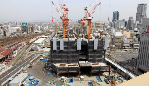 グランフロント大阪(GRAND FRONT OSAKA)の商業施設は80,700m2、約300店が出店!