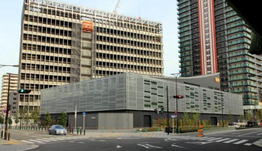 NCプロジェクト オフィス棟新築工事 12.04