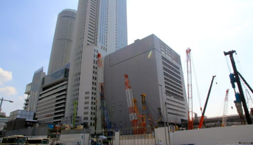 名古屋駅新ビル(仮称)他計画 13.09