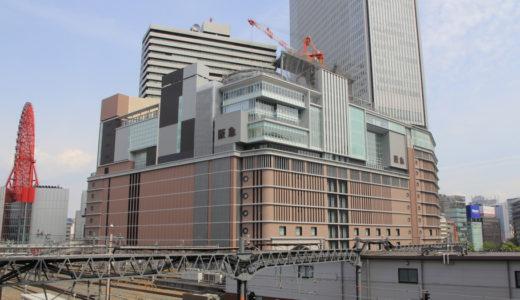 阪急梅田本店・二期棟建設工事 12.04