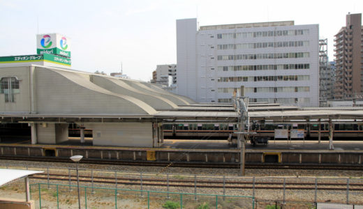JR神戸線-尼崎駅改良工事