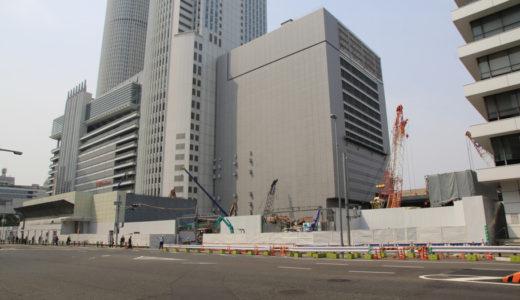 名古屋駅新ビル(仮称)他計画 12.05