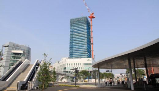 ザ・熊本タワー(くまもと森都心)11.05