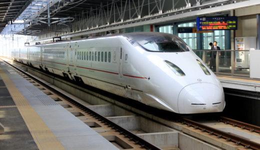 JR九州800系新幹線電車