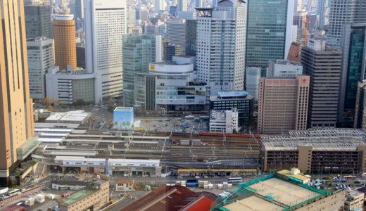 「旧大阪中央郵便局敷地 暫定活用広場」の広場名称は「 西梅田スクエア 」に決定!