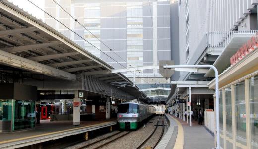 JR博多駅3階コンコース